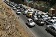 تردد روزانه بیش از ۲ هزار و ۸۰۰ دستگاه وسیله نقلیه از دهلران
