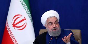 روحانی: ما فکر نمیکردیم آمریکاییها به این راحتی برجام را زیر پا بگذارند