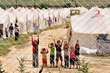 هزینه ۵ / ۱ میلیارد دلاری ترکیه برای پناهندگان سوری
