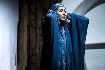 """نمایشی که حال و هوای قصه های """"هزار و یک شب"""" را تداعی می کند"""