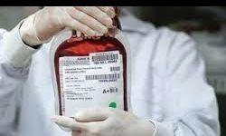 رشد جمعیت اهدا کنندگان مستمر خون