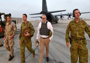 نظامیان استرالیایی در خاورمیانه باقی میمانند