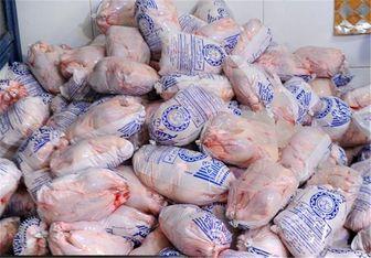 نرخ مرغ و ماهی در بازار