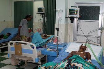 افزایش اختلالات مغزی و عصبی در میان بیماران یمنی