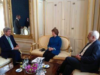 ایران، آمریکا و اتحادیه اروپا بر سر میز مذاکره
