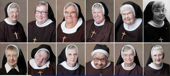 مرگ ۲۶ راهبه آمریکایی
