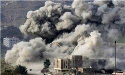 شلیک ۸۰ موشک توسط یمنیها به جیزان