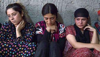 داعش زنان ایزدی را برهنه می فروشد