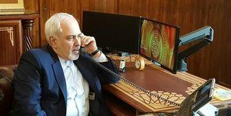 رایزنی تلفنی وزرای خارجه ایران و توگو
