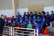 مدافع آبیپوشان پایتخت کرونایی شد