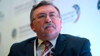 توئیت مهم اولیانوف درباره نشست امروز کمیسیون مشترک برجام