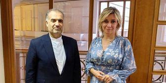 تاکید سفیر ایران برای حل مشکل رفت و آمد تجار و دانشجویان ایرانی به روسیه