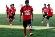 هافبک پرسپولیس در تیم منتخب لیگ عراق/ عکس