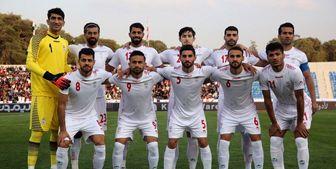 بازی فوتبال تیمهای ملی ایران و هنگ کنگ برگزار نمی شود؟