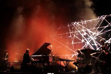 کنسرت آهنگساز مشهور ایتالیایی در تالار وزارت کشور/گزارش تصویری