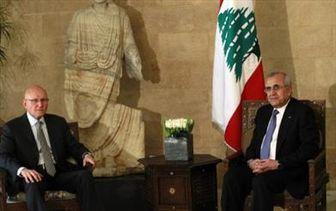اسامی وزیران دولت جدید لبنان رسماً اعلام شد