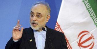 خبرهای جدید صالحی از آخرین اقدامات هستهای ایران