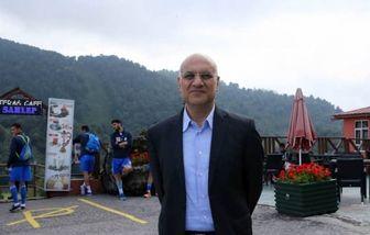 واکنش مدیر عامل استقلال به حواشیه اخیر داوری