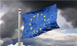 کاهش بیسابقه اعتماد اروپاییان به اتحادیه اروپا