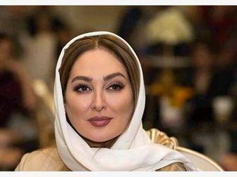 عاشقانه های «الهام حمیدی» و همسرش با شکل و شمایلی جدید/ عکس