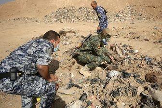 کشف گور دسته جمعی با ۱۵۰۰ جسد در حومه رقه