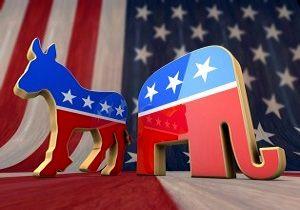 پیش بینی پیروزی ۸۲ درصدی دموکراتها در انتخابات کنگره آمریکا