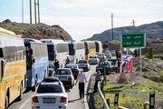بکارگیری 12 هزار اتوبوس برای انتقال زائران اربعین امسال