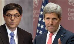 لابی وزرای خارجه و خزانهداری آمریکا علیه تحریمهای ایران