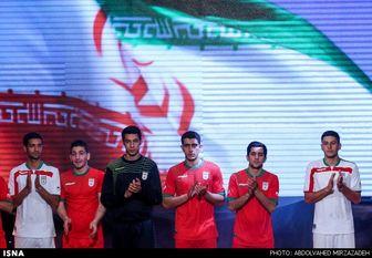 ۵ ستاره ایران در جام جهانی