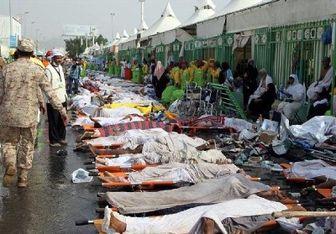 سندی دیگر بر بی کفایتی آل سعود/ ۲۳۹ حاجی در مراسم حج مسال جان خود را از دست دادند