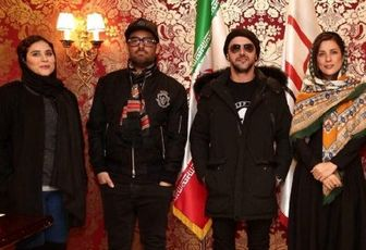 حرکات عجیب سوپراستارهای ایرانی در خارج از کشور/عکس
