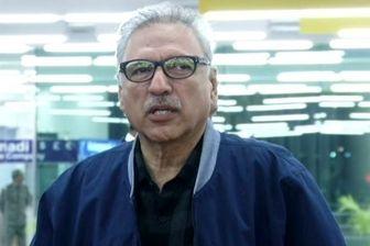 رئیس جمهوری پاکستان فرود هواپیمای صهیونیستی را تکذیب کرد