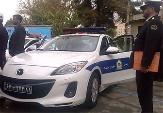 «مزدا ۳» جایگزین بنزهای پلیس میشود