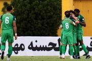 استادیوم بن خلیفه قطرمیزبان دیدار ذوبآهن - النصر