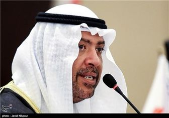شیخ احمد: آمدهایم به ایران قوت قلب بدهیم