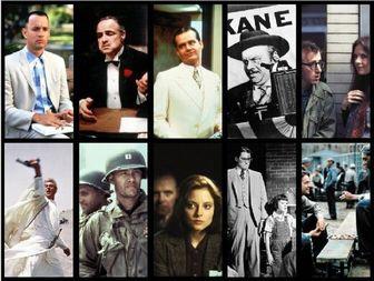 ۱۰۰ فیلم برتر هالیوود را بشناسید