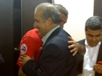 پیام رئیس فدراسیون فوتبال پس از خداحافظی حسینی از تیم ملی