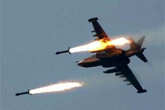 ادعایی درباره حمله جنگنده ناشناس به سوریه