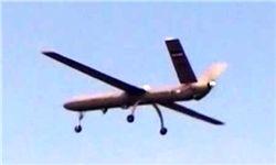 نمایش جدید پهپاد پدافند هوایی در رژه ارتش