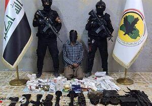 دستگیری دو سرکرده داعشی