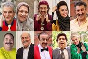 عکس یادگاری رضا شفیعیجم با «پیشی میشی»