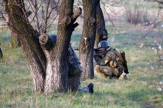 آغاز عملیات نظامی در اوکراین