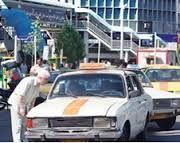 حذف تاکسی پیکان از ناوگان تاکسیرانی پایتخت