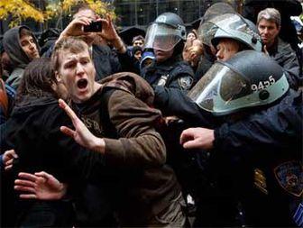 """جنبش """" تسخیر وال استریت """" به واشنگتن رسید"""