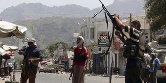 درگیری شبهنظامیان تحت امر امارات در یمن