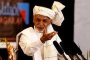 پیشنهاد اشرف غنی برای صلح با طالبان