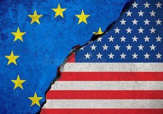 اروپا بار دیگر آمریکا را تهدید کرد