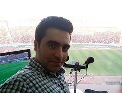 گزارشگر تبریزی: بازهم میگویم تراکتور پنجمین تیم پرتماشاگر دنیا است
