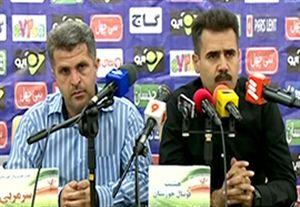 اظهارات سرمربی استقلال خوزستان درباره غیبت دو بازیکن