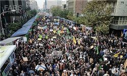 راهپیمایی نمازگزاران درجمعه دلواپسیم